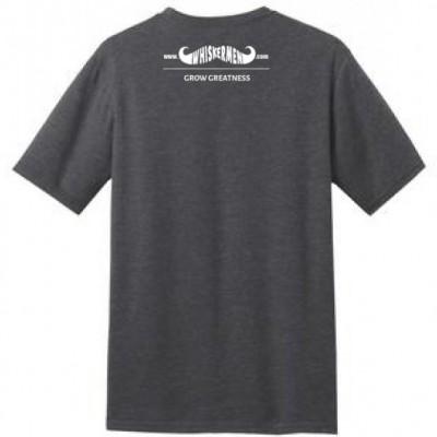 Whiskermen Shirt – Grey