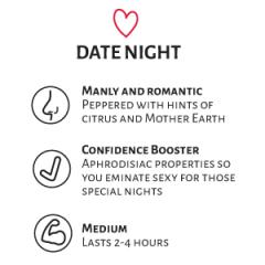 Whiskermen Beard Oil  –  Date Night