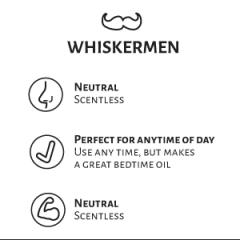 Whiskermen Beard Oil  –  Whiskermen