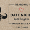 Whiskermen - Beard Oil - Date Night