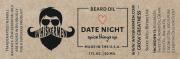 Whiskermen - Beard Oil - Date Night