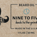 Whiskermen - Beard Oil - Nine to Five