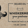 Whiskermen - Beard Oil - Whiskermen