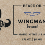 Whiskermen - Beard Oil - Wingman