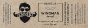 Whiskermen - Beard Oil - Wingman