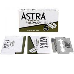 Astra Superior Premium Platinum Razor Blades