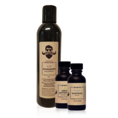 Any 2 Whiskermen Beard Oils & Beard Wash Combo