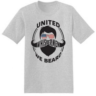Whiskermen Shirt – United We Beard