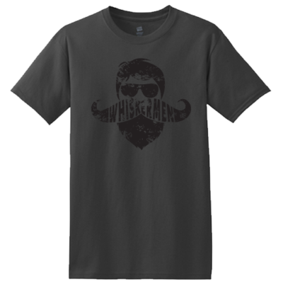 Whiskermen Shirt – Distressed