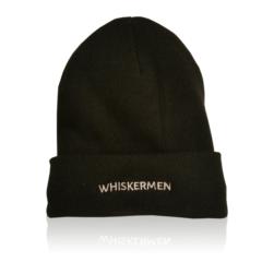 Whiskermen Toboggan – Black