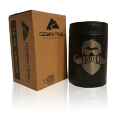 Whiskermen 12oz Can Coozie