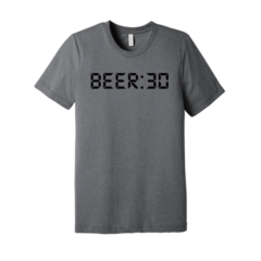 Whiskermen Shirt – Beer:30