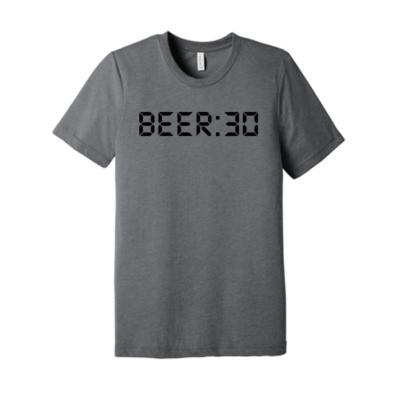 Whiskermen Shirt – Beer:30